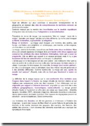 La France des marges, chapitres 1 et 2 - Etienne Grésillon, Frédéric Alexandre, Bertrand Sajaloli