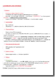 Leucémie myeloide chronique