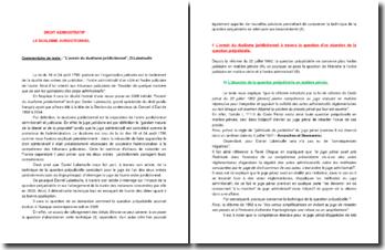 L'avenir du dualisme juridictionnel - Daniel Labetoulle (2005)
