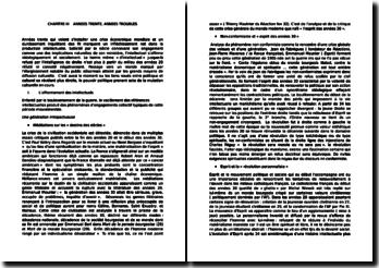 Histoire culturelle et intellectuelle de la France au XXe siècle - Pascale Goetschel, Emmanuelle Loyer - Chapitre 3, Années trente, années troubles