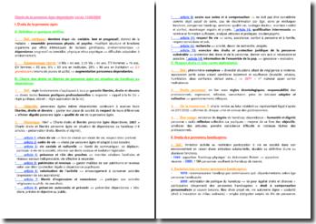 Loi n 2005-102 du 11 févier 2005 - Charte des droits et liberté des personnes âgées en situation d'handicap ou de dépendance