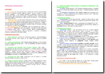 La pharmacodynamie : étude de l'interaction entre un médicament et l'organisme