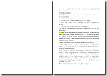 Les écrits professionnels en pratique : Guide à l'usage des travailleurs sociaux - Brice Miñana et Bruno Laprie (2010)