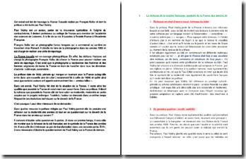 La France travaille, préface de Paul Valéry - François Kollar (1934)
