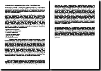 L'Origine de la famille, de la propriété privée et de l'État - Friedrich Engels (1884)