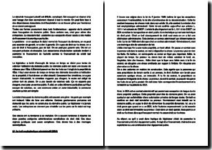 Le bail emphytéotique administratif et les autorisations d'occupations temporaires du domaine public