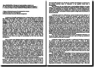 La Formation de l'esprit scientifique, chapitre I, p.18 - Gaston Bachelard (1938)