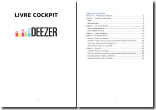 Livre cockpit sur Deezer : stratégie de diversification des activités et augmentation des revenus