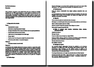 Étude de cas : développer une communication cohérente sur le Pastis du Lubéron