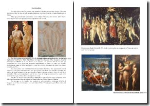 Les trois Grâces et leurs différentes représentations