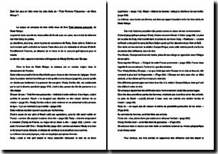 Trois femmes puissantes - Marie Ndiaye (2009) : quel lien peut-on faire entre les trois récits ?