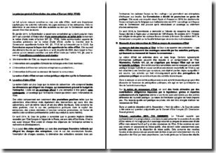 Article 107, paragraphe 1 du TFUE - Le principe général d'interdiction des aides d'État