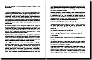 Textes du droit romain, leges regiae - Paul-Frédéric Girard (1890) : la différence entre la loi et les coutumes