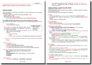 Implantation, placenta et développement du placenta