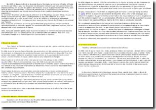 Analyse du discours du président de la République du 16 juillet 1995, lors de la 53e commémoration de la rafle du Vélodrome d'Hiver (Vél d'Hiv)