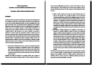 Survivance du Symbolisme - La décadence - Esthétisme et spiritualité dans le roman - A Rebours, Joris-Karl Huysmans (1884)