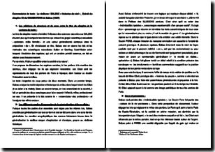 Le Cousin Pons, chapitre 12 - Balzac (1847)