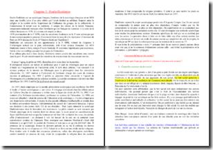 Emile Durkheim : fait social, division du travail social et suicide