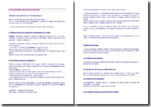 Larousse des civilisations antiques (2006)