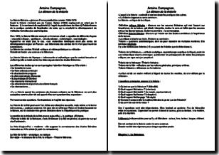Le Démon de la théorie - Antoine Compagnon (1998)