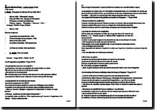 L'oeil et l'esprit - Maurice Merleau-Ponty (1960)