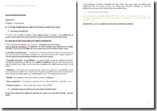 Contentieux fiscal : enjeux, sources et champ d'application