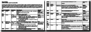 Exemple de cahier journal de professeur de CE1 et CE2