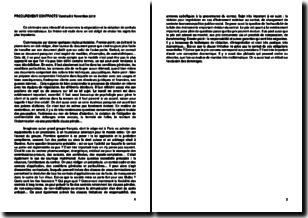 Négociation et rédaction de contrats de vente internationaux : les procurement contracts