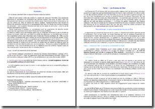 Droit public financier : les finances de l'Etat et des collectivités territoriales