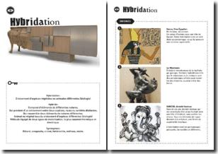 L'hybridation dans les arts