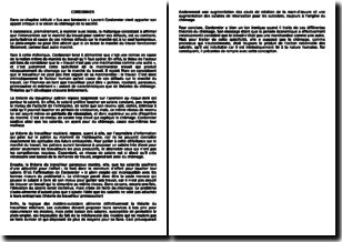Pas de pitié pour les gueux. Chapitre V: Sus aux fainéants - Laurent Cordonnier (2000)