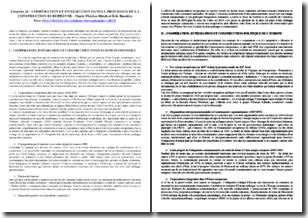 Pour l'histoire des relations internationales. Coopération et intégration dans le processus de la construction européenne - Marie-Thérèse Bitsch et Éric Bussière 2012)