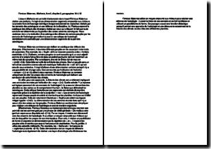 Mathesis. Livre I, chapitre 2, paragraphes 10 à 12 - Firmicus Maternus