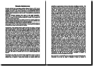 Essais de psychanalyse appliquées - Sigmund Freud (1917) - Une difficulté de la psychanalyse, extrait