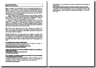 La Résistible Ascension d'Arturo Ui, tableaux 1A et 2, p.17-25 - Bertolt Brecht (1959)