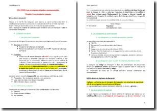 Les principales obligations professionnelles en droit bancaire - Les devoirs du banquier