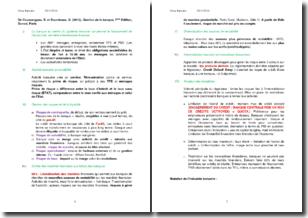 Firme bancaire - Introduction générale