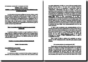 Les sources ordinaires du Droit Administratif - Les sources écrites