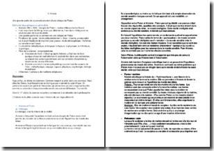 Aristote - Eléments biographiques et généralités