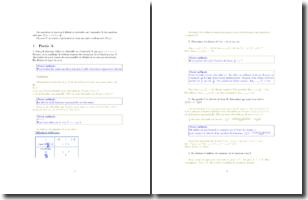 Bac S 2014 Guyane - Exercice 2 - Mathématique, énoncé, corrigé et point méthode
