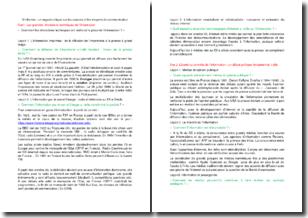 S'informer : un regard critique sur les sources et les moyens de communication