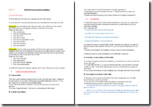 Droit civil et raisonnement juridique - Le droit civil français