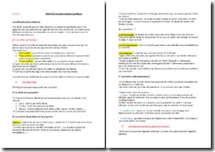 Droit civil et raisonnement juridique - Les différents droits subjectifs