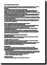 Droit des sûretés - La garantie à première demande