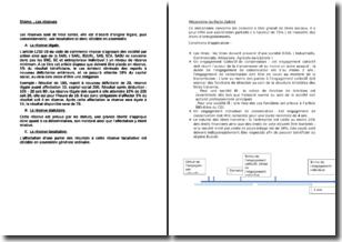 Droit des sociétés : les réserves et le mécanisme du Pacte Dutreil
