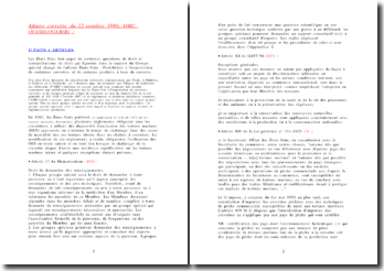 Affaire crevette du 12 octobre 1998, OMC (WT/DS58/AB/R)