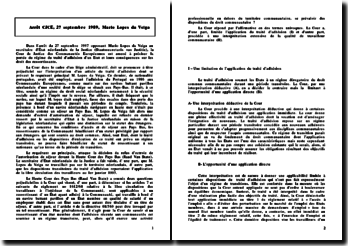 CJCE, Lopes da Veiga, 1989