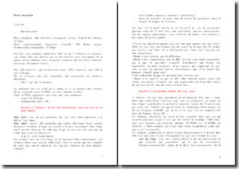 Introduction au droit européen (2008) - Organisations européennes et intégration