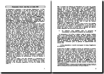 CJCE 6 juillet 1995 - Mars