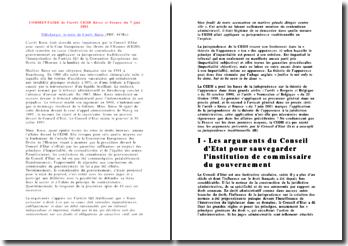 CEDH 7 juin 2001 Kress c/ France